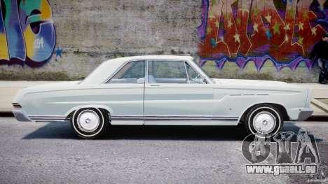 Ford Mercury Comet 1965 [Final] pour GTA 4 Vue arrière de la gauche