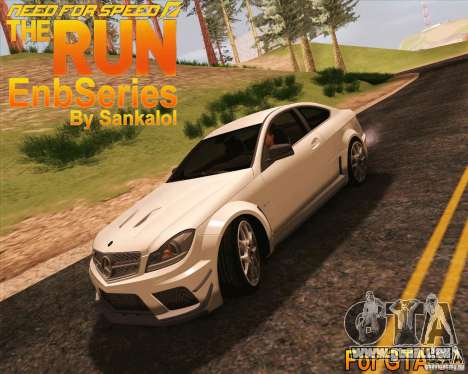 NFS Run ENBSeries für SAMP für GTA San Andreas