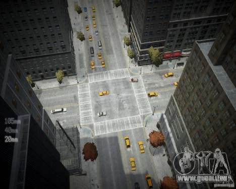 AC130 für GTA 4 dritte Screenshot
