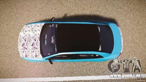 Audi S4 Custom für GTA 4 rechte Ansicht