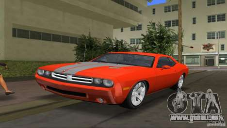 Dodge Challenger für GTA Vice City