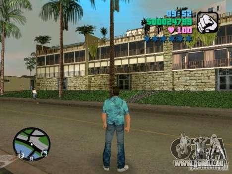 New hotel GTA Vice City pour la deuxième capture d'écran