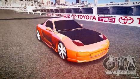 Mazda RX-7 ProStreet Style für GTA 4