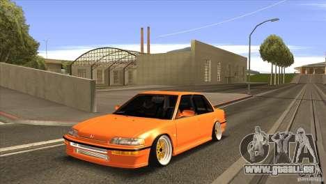 Honda Civic EF9 Sedan für GTA San Andreas