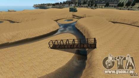 Wüste Gobi für GTA 4 sechsten Screenshot