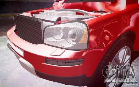 Volvo XC 90 pour GTA 4 roues