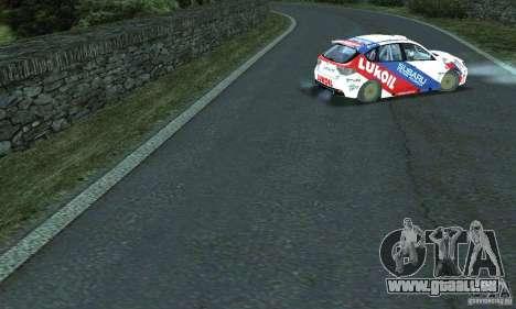 Die Rallye-route für GTA San Andreas fünften Screenshot