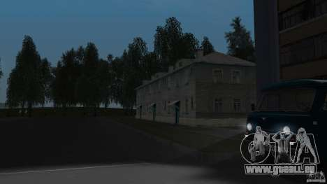 Arzamas bêta 2 pour GTA San Andreas