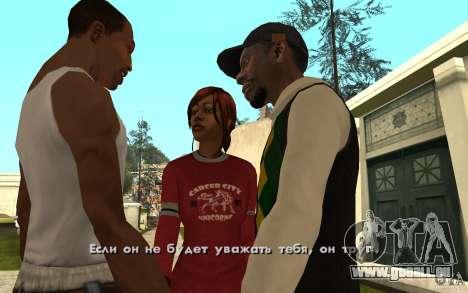 MOD, die Kerze zu ersetzen für GTA San Andreas zweiten Screenshot