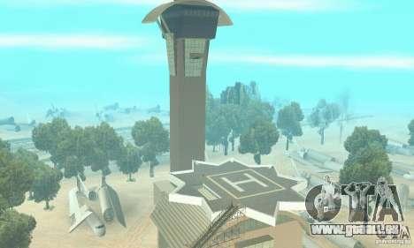 Base of CJ mod pour GTA San Andreas