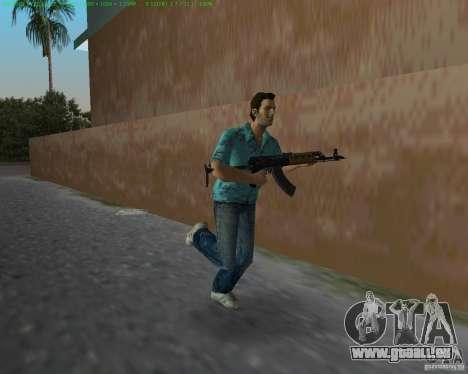 Zastava M-70AB2 GTA Vice City pour la troisième écran