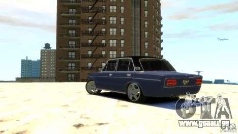 VAZ 2103 Street Tuning für GTA 4 linke Ansicht