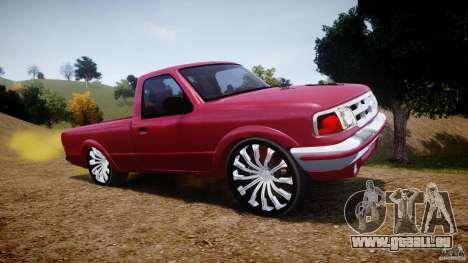 Ford Ranger für GTA 4