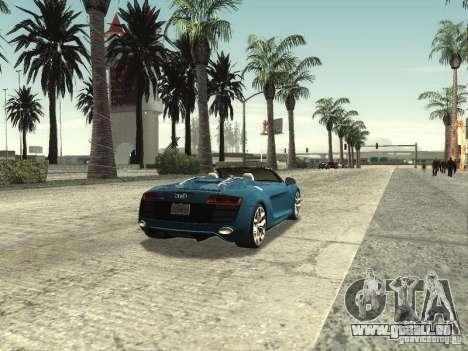 ENBSeries v 2.0 für GTA San Andreas zweiten Screenshot