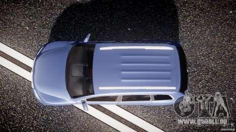 Volkswagen Touareg 2008 TDI pour GTA 4 est un droit