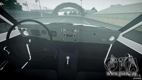 Datsun Bluebird 510 Tuned 1970 [EPM] pour GTA 4 vue de dessus