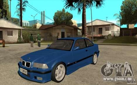 BMW M3 E36 1997 pour GTA San Andreas