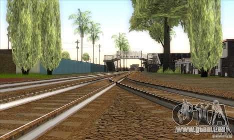 Russian Rail v2.0 für GTA San Andreas fünften Screenshot
