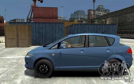 Seat Toledo für GTA 4 linke Ansicht