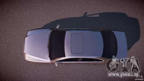 BMW 530I E39 stock white wheels pour GTA 4 est un droit