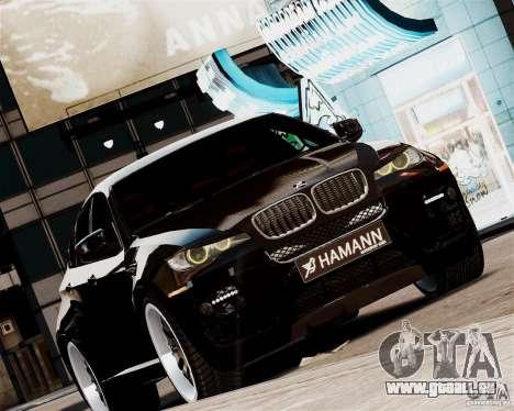 BMW X6 Tuning v1.0 pour GTA 4 est un droit