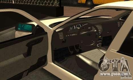 VAZ-2112 voiture Tuning pour GTA San Andreas vue de côté