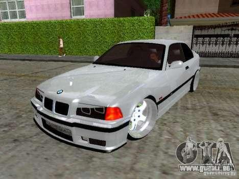 BMW M3 E36 Light Tuning für GTA San Andreas
