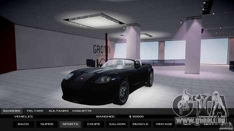 Automesse 1.0.0 für GTA 4