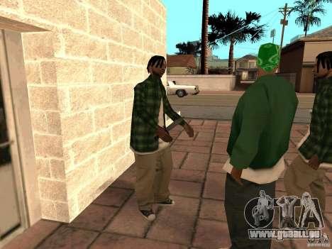 Pak inländischen Waffen Version 3 für GTA San Andreas siebten Screenshot