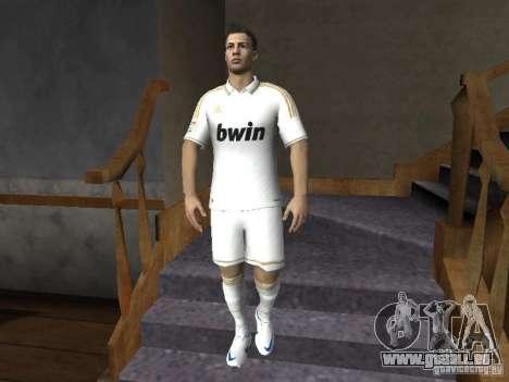 Cristiano Ronaldo pour GTA San Andreas