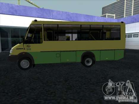 Golaz 3207 pour GTA San Andreas laissé vue