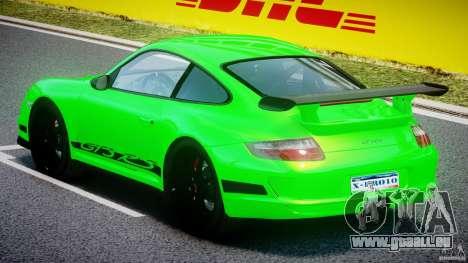 Porsche 997 GT3 RS pour GTA 4 est un droit