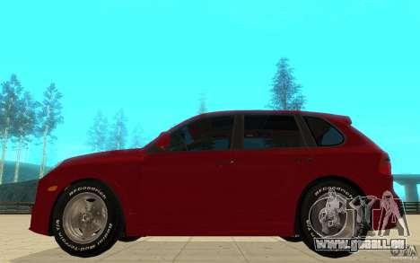 Wheel Mod Paket pour GTA San Andreas troisième écran
