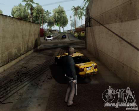 Daniel Craig pour GTA San Andreas quatrième écran