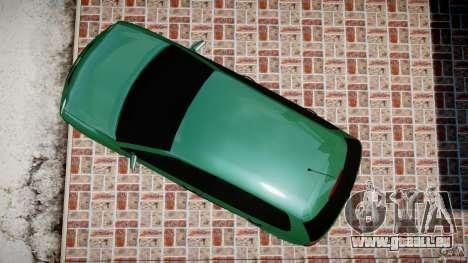 Volkswagen Polo 2.0 2005 pour GTA 4 est un droit