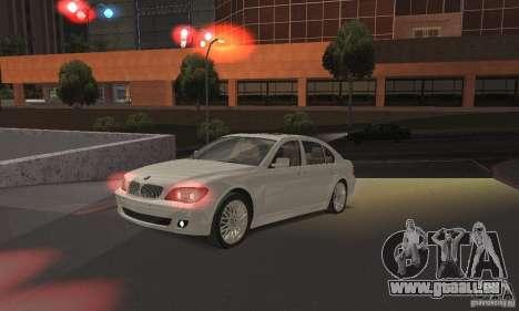 Feux rouges pour GTA San Andreas deuxième écran