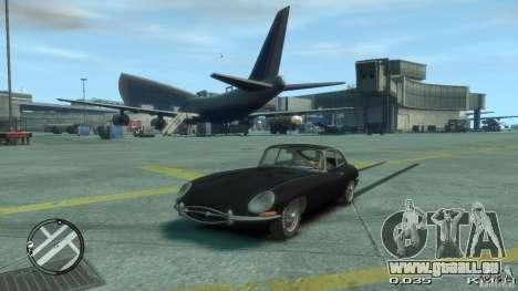 Jaguar XK E-type pour GTA 4