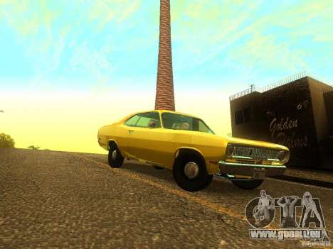 Plymouth Duster 1972 für GTA San Andreas