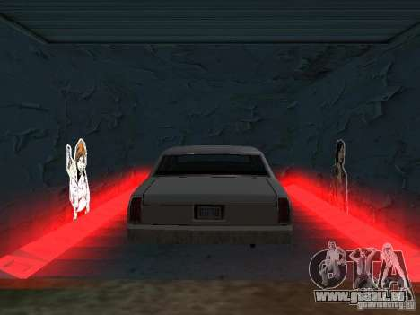 Le New Grove Street pour GTA San Andreas douzième écran