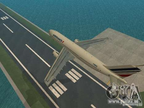 Airbus A300-600 Air France für GTA San Andreas