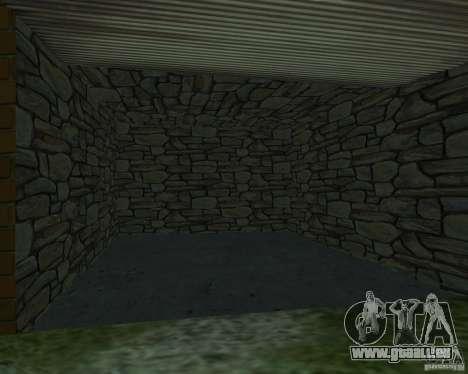 Neue Startseite CJâ für GTA San Andreas siebten Screenshot