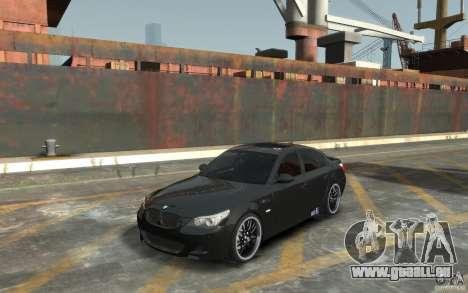 BMW M5 Hamman pour GTA 4