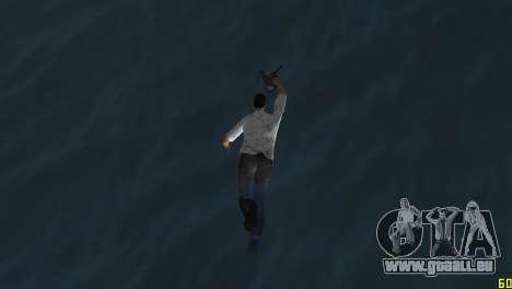 Cleo Parkour v4 pour le quatrième écran GTA Vice City
