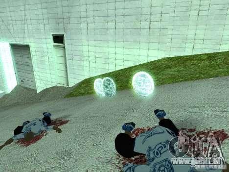 Rouble-5 pièces pour GTA San Andreas