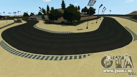 Laguna Seca [HD] Retexture für GTA 4 achten Screenshot