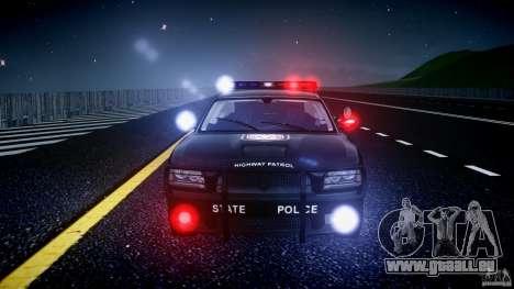 Dodge Charger NYPD Police v1.3 für GTA 4