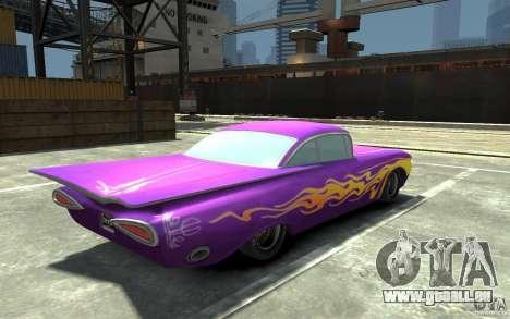 Raymone von Autos Mater-National für GTA 4 rechte Ansicht