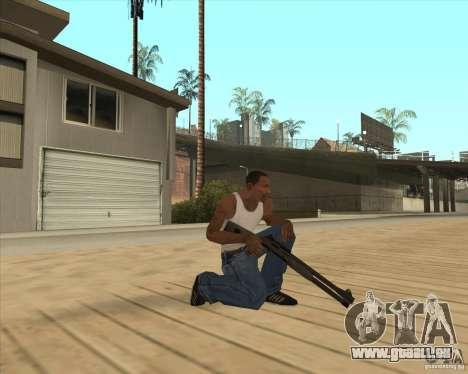 Fusil de chasse automatique pour GTA San Andreas