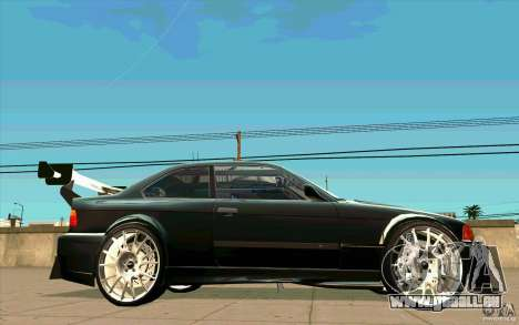 NFS:MW Wheel Pack für GTA San Andreas fünften Screenshot