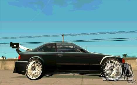 NFS:MW Wheel Pack für GTA San Andreas fünften Screenshot